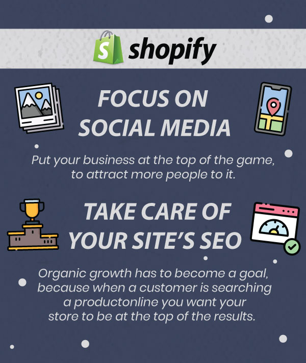 shopify strategies